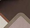 manta marrón