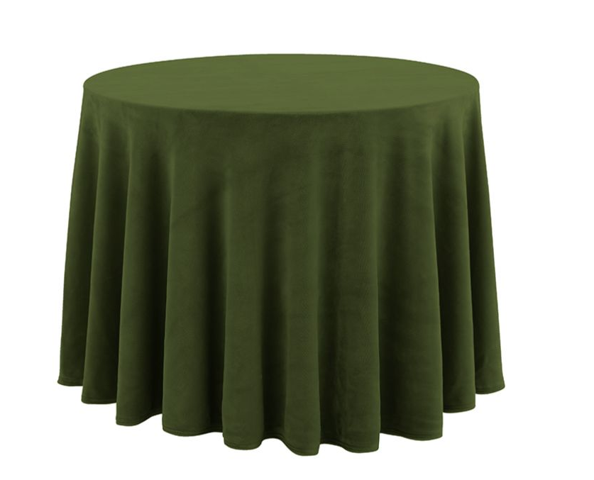 falda camilla verde